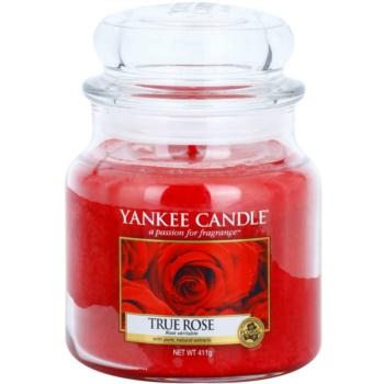 Yankee Candle True Rose lumanari parfumate 411 g Clasic mediu