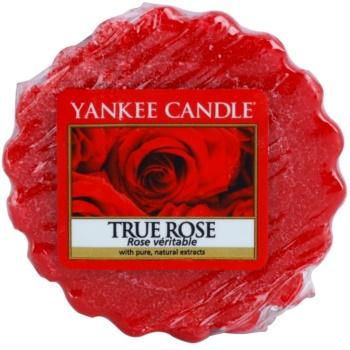 Yankee Candle True Rose Wachs für Aromalampen