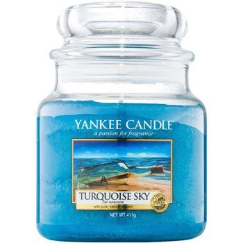 Yankee Candle Turquoise Sky lumanari parfumate 411 g Clasic mediu
