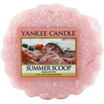 Yankee Candle Summer Scoop ceară pentru aromatizator