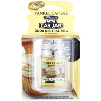 Yankee Candle Vanilla Cupcake aромат для авто   підвісний
