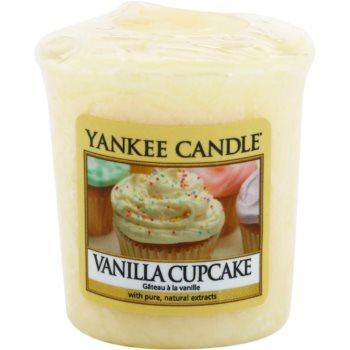 Yankee Candle Vanilla Cupcake votivní svíčka