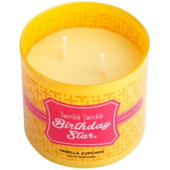 Yankee Candle Vanilla Cupcake świeczka zapachowa    (Twinkle Twinkle Birthday Star) 1
