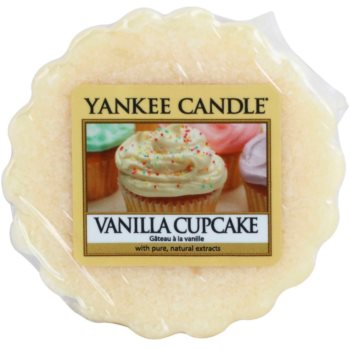 Yankee Candle Vanilla Cupcake Wachs für Aromalampen