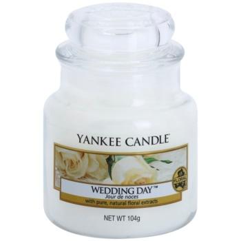 Yankee Candle Wedding Day lumânare parfumatã Clasic mini imagine produs