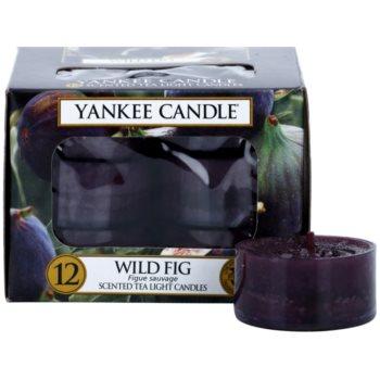 Yankee Candle Wild Fig vela do chá