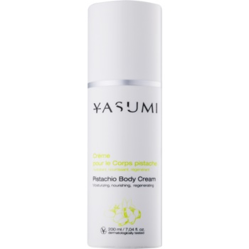 Yasumi Body Care Pistachio Cream crema de corp hidratanta