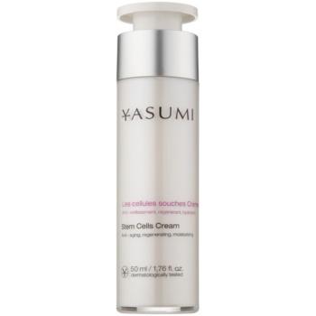 Yasumi Anti-Aging crema regeneratoare cu efect antirid  50 ml