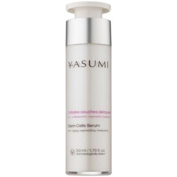 Yasumi Anti-Aging Ser regenerator și hidratant cu efect antirid  50 ml