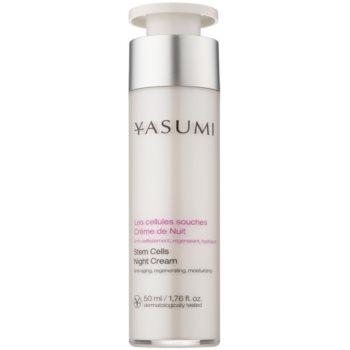 Yasumi Anti-Aging crema regeneratoare de noapte cu efect antirid  50 ml