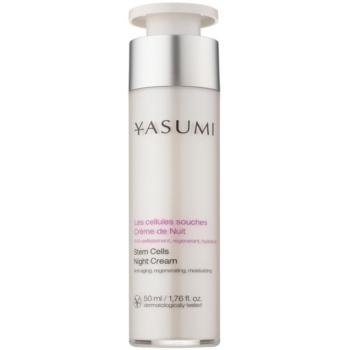 Yasumi Anti-Aging crema regeneratoare de noapte cu efect antirid