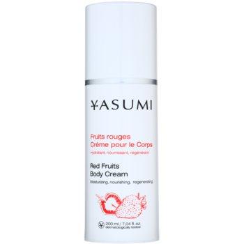 Yasumi Body Care crema hidratanta pentru toate tipurile de piele  200 ml