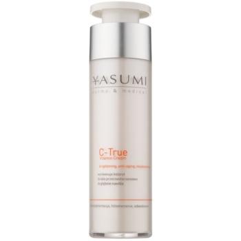 Yasumi Dermo&Medical C-True crema pe baza de vitamine cu efect antirid  50 ml
