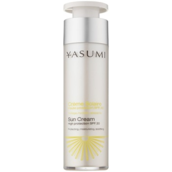 Yasumi Discoloration crema protectoare SPF 30  50 ml