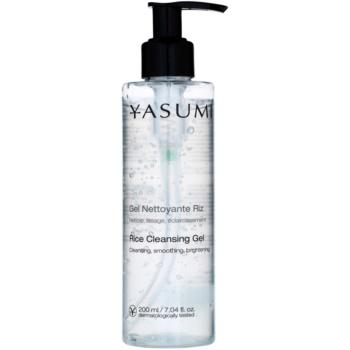 Yasumi Face Care gel de curatare pentru o piele mai luminoasa  200 ml