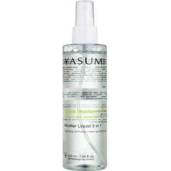 Yasumi Face Care apă micelară 3 în 1