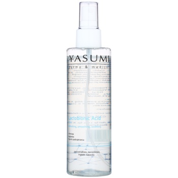 Yasumi Dermo&Medical Lactobionic Acid tonic pentru curatare pentru piele sensibila cu tendinte de inrosire  200 ml