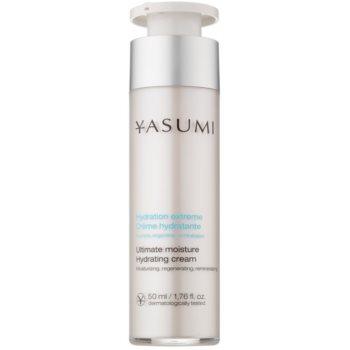 Yasumi Moisture crema intens hidratanta ten uscat   50 ml