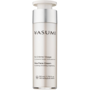 Yasumi Moisture crema regeneratoare si hranitoare pentru pielea uscata si deshidratata  50 ml