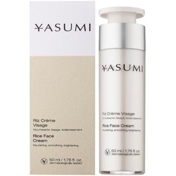 Yasumi Moisture nährende und regenerierende Creme für dehydrierte trockene Haut 1