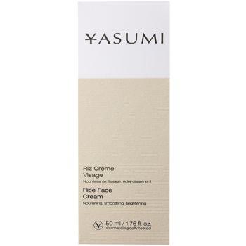 Yasumi Moisture nährende und regenerierende Creme für dehydrierte trockene Haut 2