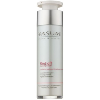 Yasumi Dermo&Medical Red Off Crema anti-inrosire  50 ml