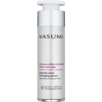 Yasumi Stop the Clock ser pentru ten  anti-imbatranire  50 ml