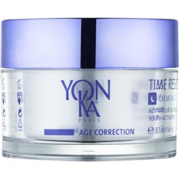 Yon-Ka Age Correction Time Resist crema de noapte care încetinește îmbătrânirea pielii