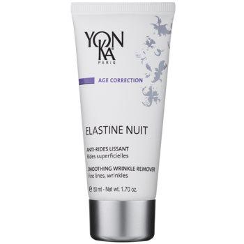 Yon-Ka Age Correction Elastine Mască de noapte netezire riduri și linii fine