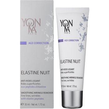 Yon-Ka Age Correction Elastine glättende Nachtcreme gegen Falten und Krähenfüße 1