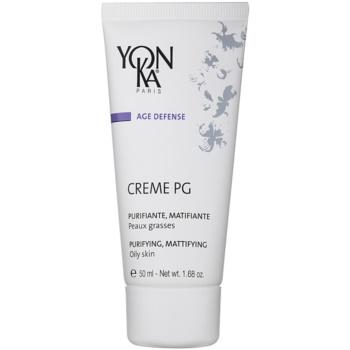 Yon-Ka Age Defense crema matifianta pentru ten gras