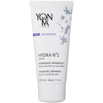 Yon-Ka Age Defense N°1 Cremă hidratantă cu efect regenerator pentru piele uscata spre sensibila