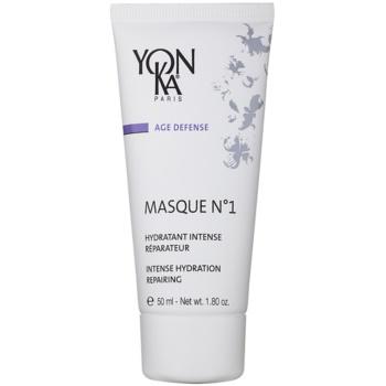 Yon-Ka Age Defense N°1 masca faciala intensiv hidratanta