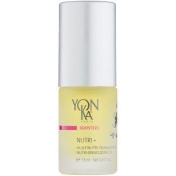 Yon-Ka Boosters Nutri+ ulei nutritiv pentru piele cu efect revitalizant
