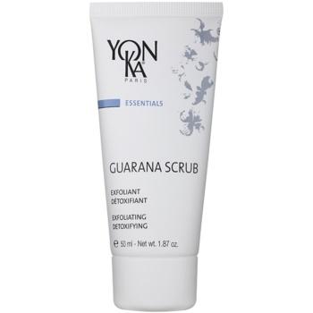 Yon-Ka Essentials Exfoliant facial cu efect de detoxifiere