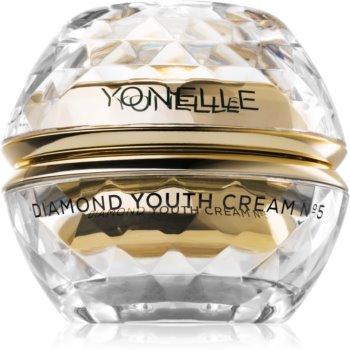 Yonelle Diamond Youth Crema De Zi Si Noapte Impotriva Ridurile Pentru Fata Si Zona Ochilor