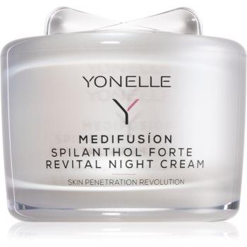 Yonelle Medifusíon Spilanthol Forte crema de noapte revitalizanta