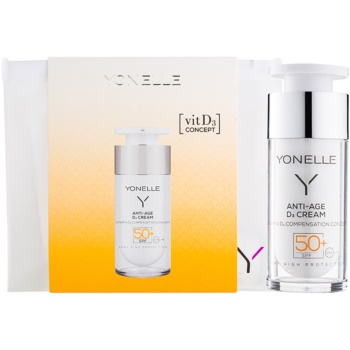 Yonelle Anti – Age D3 Protecție crema anti-rid SPF 50+  30 ml