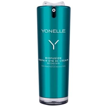 Yonelle Biofusion 3C crema de ochi pentru ingrijire complexa impotriva ridurilor si cearcanelor