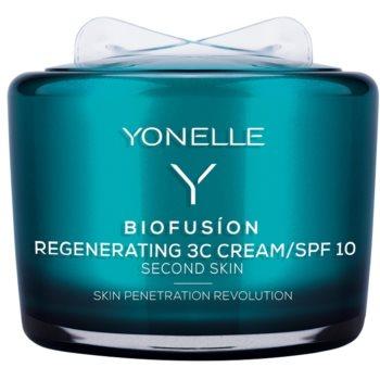 Yonelle Biofusion 3C crema regeneratoare SPF 10  55 ml