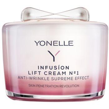 Yonelle Infusion crema intensiva pentru lifting pentru protectia tenului N°1  55 ml