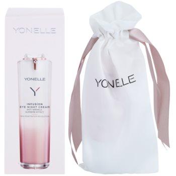 Yonelle Infusion creme de noite antirrugas para o contorno dos olhos 1