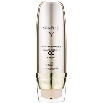 Yonelle Metamorphosis Crema CC cu efect anti-rid SPF 10