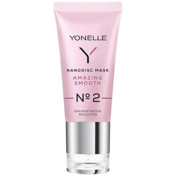 Yonelle Nanodisc Mask Amazing Smooth N° 2 masca de noapte intensa pentru regenerarea rapida a pielii uscate si deshidratate 40+