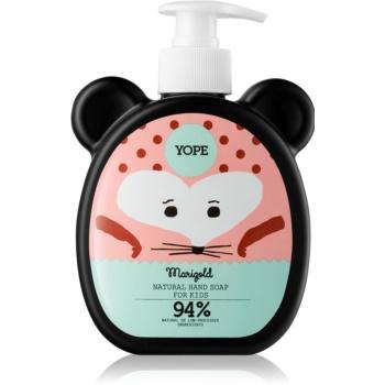 Yope Marigold Săpun lichid pentru mâini pentru copii  400 ml