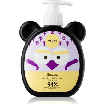 Yope Jasmine Săpun lichid pentru mâini pentru copii  400 ml