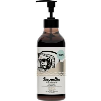 Yope Boswellia & Rosemary gel de duș natural