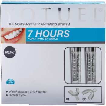 Yotuel 7 Hours tratamento branqueador para dentes 2