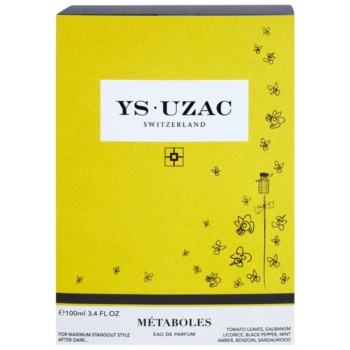 Ys Uzac Metaboles eau de parfum férfiaknak 4