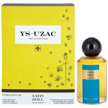 Ys Uzac Satin Doll eau de parfum pentru femei 100 ml